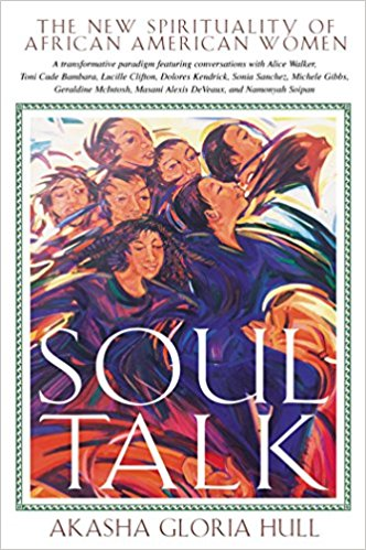 Cover: Soul Talk by Akasha Gloria Hull